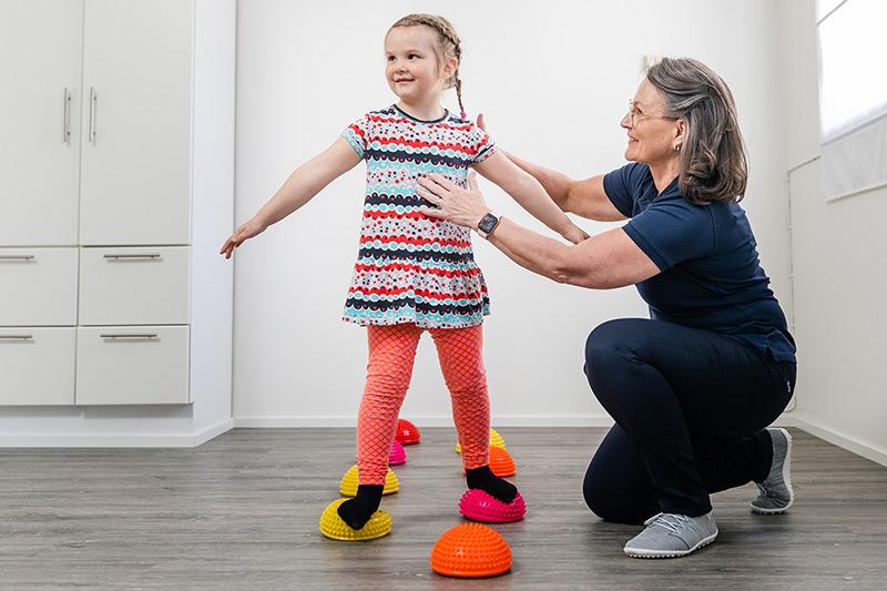 lasten ja nuorten fysioterapia